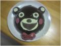 杏4歳ケーキ